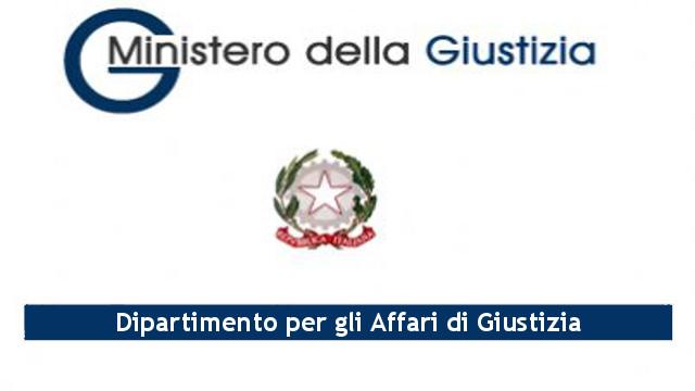 Ministero della Giustizia - Dipartimento per gli Affari di Giustizia